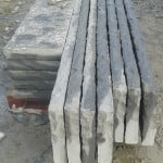 Shown here our Liscannor Flagstone Window Sills ready for dispatch.
