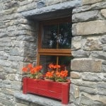 Shown here our Liscannor Flagstone Cills and Lintels