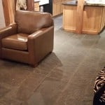 Our Liscannor Stone flooring seen in this picture
