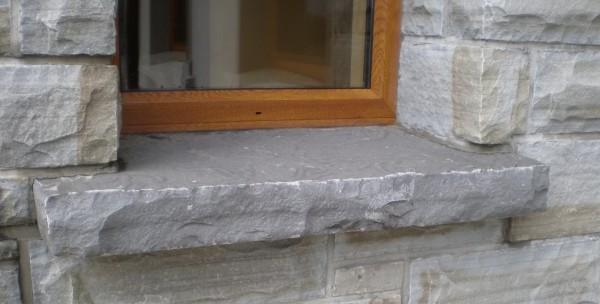 Liscannor Flagstone Natural Stone Window Cills Plinths Arches Ireland