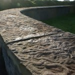 Liscannor Stone Wall Capping