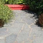 Crazy Paving - Garden walkway