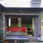 Our Liscannor Guillotined Stone seen in this image