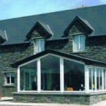 House constructed using our Building Stone, Lintels and Window Cills