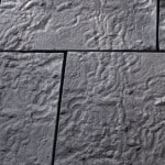 Liscannor Flagstone is blue/grey in colour and is instantly recognisable by the fossils which run throughout.