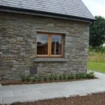 Shown here our Liscannor Building Stone, Lintel and Cill
