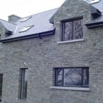 House faced using our Building Stone